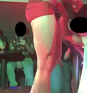 Twitter has a lot to say about that video of Aaron Schock stuffing dollars into a go-go boy's briefs