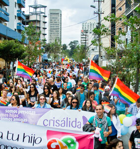 Ecuador legalizes same-sex marriages, but gay couples still can't adopt there