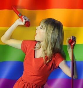 Did Taylor Swift just come out of the closet?
