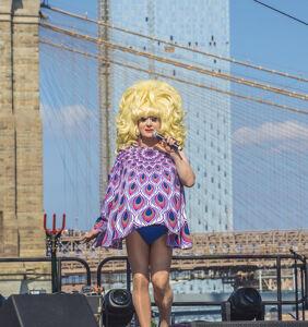In honor of pride, HBO dons 'Wig'