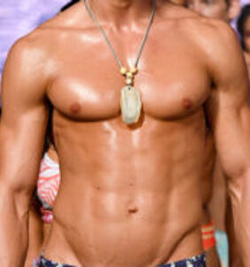 Want to see the hot guys in tiny swimsuits at Miami Swim Week? Here are some pics.
