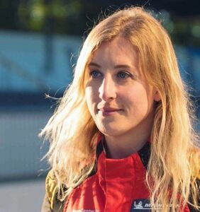 Queer racer Charlie Martin talks living out and proud in the VERY fast lane