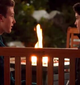 """Disney unveils its first-ever gay teen couple in final episode of """"Andi Mack"""""""