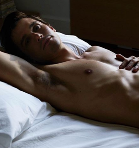 Antoni Porowski leaves nothing to the imagination in Tom Ford's underwear