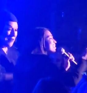 WATCH: Alexandria Ocasio-Cortez grabs the mic at a drag show and the crowd goes wild