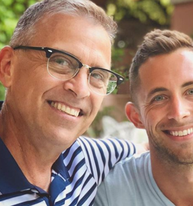 It turns out that antigay lawmaker allegedly caught on Grindr also has a gay son