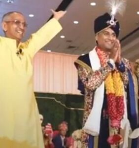 WATCH: This lavish gay Indian wedding is the stuff of dreams