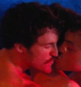 WATCH: Steamy scene released from new film set in retro gay adult film studio