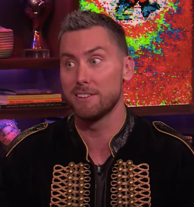 "Lance Bass has some thoughts about Colton Underwood ""monetizing the experience"" of being gay"