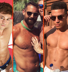 Brian Sims' summer glow, Ronnie Woo's safari, & Jack Laugher's cuddle buddy
