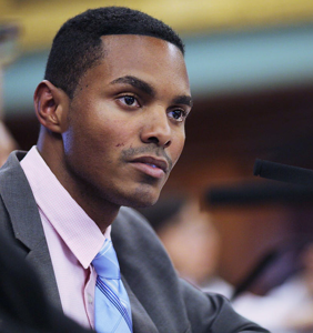 This gay millennial is challenging a 76-year-old homophobe for a NY Congressional seat