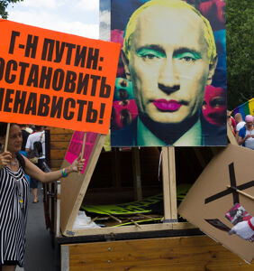 Russia rips adopted kids from gay dads using its anti-gay propaganda law