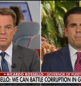 Shep Smith tears into Puerto Rico's homophobic governor in cringeworthy interview