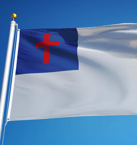 Antigay hate group sues to have Christian flag fly over Boston city hall