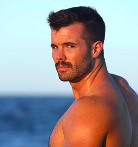 Gay bobsledder Simon Dunn blasts homophobic meme featuring his face