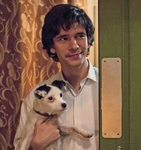 Ben Whishaw gets scandalous