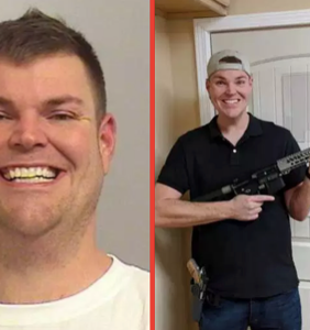 Guy who ran to be first gay governor of Oklahoma says video of him shooting man is #fakenews