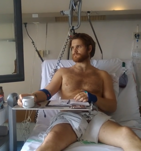 GoFundMe page launched to cover hospital expenses for man's never-ending Viagra nightmare