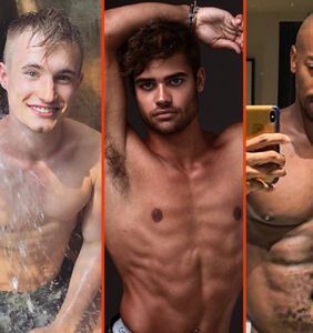 Jake Bain's side gig, Tom Daley's day off, & Luke Evans' thick thighs