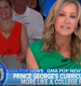 """'GMA' host Lara Spencer admits she """"screwed up"""" when she mocked 6-year-old boy for liking ballet"""