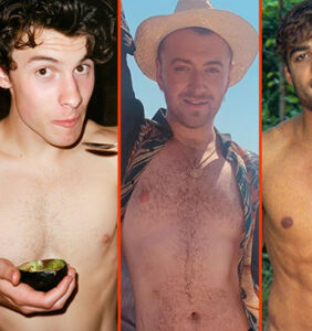Jake Bain's tie-dye, Drake's wet beard, & Shawn Mendes' fruit