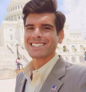 This millennial politician doesn't believe in LGBTQ rights because his BFF is gay… Wait, what?