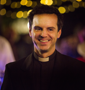 Straight press clutches pearls over Andrew Scott's 'racy' Grindr photo
