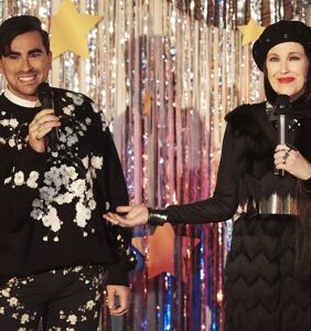 Rapture! Costumes from 'Schitt's Creek,' including Moira masterpieces, up for sale