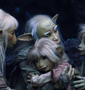 Here's another reason to love 'Dark Crystal: Age of Resistance:' Gay puppets