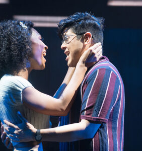 """WATCH: MJ Rodriguez nails """"Suddenly Seymour"""" from """"Little Shop of Horrors"""""""