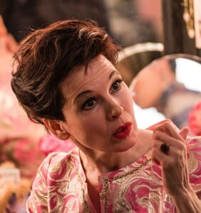 Watch: Get a look behind the scenes at Renee Zellweger as Judy Garland