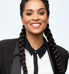 """Lilly Singh hits back at critics who say she talks too much about being a """"bisexual woman of color"""""""