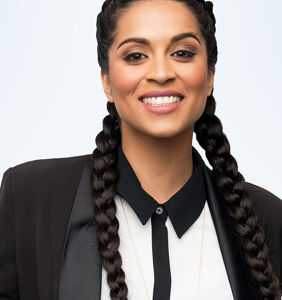 "Lilly Singh hits back at critics who say she talks too much about being a ""bisexual woman of color"""