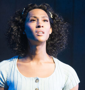 MJ Rodriguez kicks down a new door with her new role in 'Little Shop of Horrors'