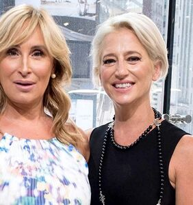 'Real Housewives' stars made transphobic comments at NY fashion show and people aren't happy