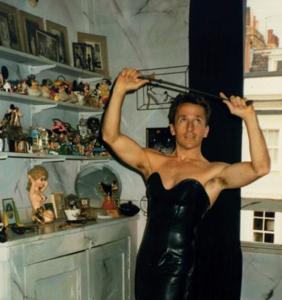 "Simon Doonan on how drag's the antidote to ""toxic masculinity"""