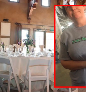 """WATCH: Wedding venue cites """"Christian race"""" for banning gay and mixed race couples"""