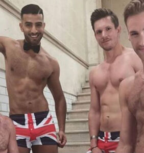 Forget the 'Pit Crew', meet RuPaul's 'Brit Crew' for Drag Race UK