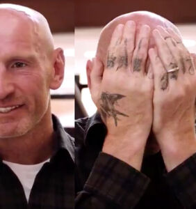 Watch: Gareth Thomas gets emotional learning undetectable = untransmittable