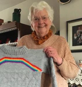 30 amazing tweets by LGBTQ people about their woke grandmas