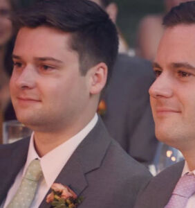 Fox News contributor Guy Benson marries partner in Napa Valley wedding