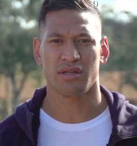Homophobe Israel Folau set to resume international rugby career