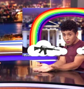 Jaboukie Young-White has a brilliant solution for ending gun violence in America