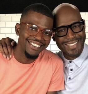 "Karamo Brown on his initial ""hurt"" reaction to son being pansexual"
