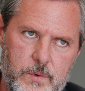 Medics responding to late night 911 call from Jerry Falwell Jr.'s home find him sloppy drunk