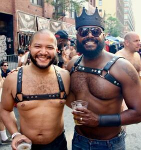 Yes sir! Here are our Top 5 events of leather and fetish party season