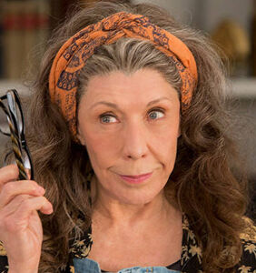 Lily Tomlin did this beautiful thing for Vito Russo before he died