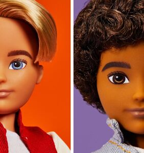 Mattel introduces series of gender-neutral dolls to 'invite everyone in'