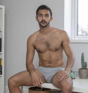 """Photos: """"Real"""" men strip down for new calendar and we're officially parched"""