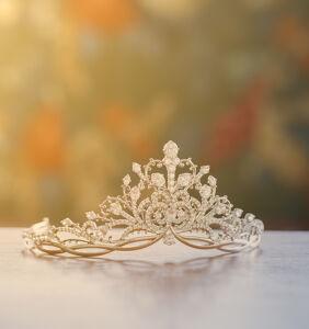 Gay teen dazzles in gold sequin dress as he's crowned school's homecoming queen